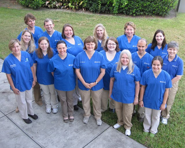 Maddie's® Shelter Medicine Team Photo